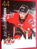 Ottawa Senators Jean--Gabriel Pageau - Singles