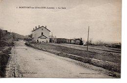 Landes :Montfort En Chalosse   : La Gare - Montfort En Chalosse