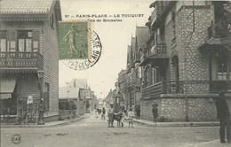 Le Touquet - Paris Plage - Rue De Bruxelles - Le Touquet
