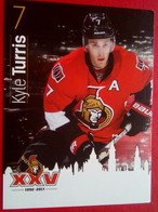 Ottawa Senators Kyle Turris - Singles