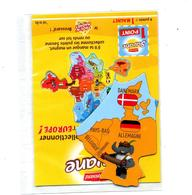 Magnet Savane Brossard  Allemagne Theme Elephant Accordeon - Magnets