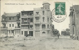 Le Touquet - Paris Plage - Rue De La Paix - Le Touquet