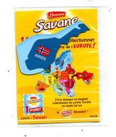 Magnet Savane Brossard  Norvege - Magneti