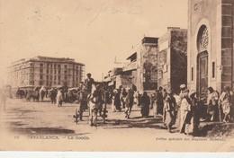 CPA - CASABLANCA - Le Socco - 047 - Casablanca