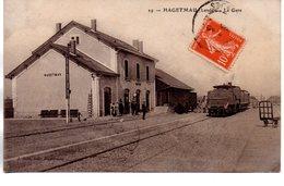 Landes : Hagetmau  : La Gare - Hagetmau