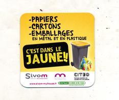Magnet Tri Papier Sivom Mulhouse - Magnets