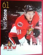 Ottawa Senators Mark Stone - Singles