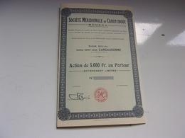 SOMECA Société Méridionale Du Caoutchouc (carcassonne,aude) - Non Classificati