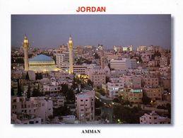 1 AK Jordan Jordanien * Blick Auf Die Hauptstadt Amman Mit Der King Abdullah Moschee * - Jordanien