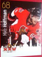 Ottawa Senators Mike Hoffman - Singles