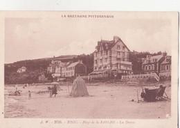 CPA - 3720. BINIC - Plage à La BANCHE Les Douves - Binic
