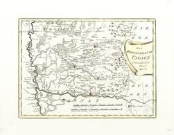 """Landkarten Und Stiche: 1789. """"Des Koenigreichs Ungarn Oestsuedlicher Theil"""" From """"Schauplatz Der Fun - Geographie"""