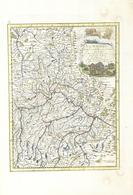 Landkarten Und Stiche: 1743. Beautiful Detailed Map Of Bavaria / Franconia From Salzburg And Munich - Geographie