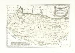 """Landkarten Und Stiche: 1789. """"Des Koenigreichs Bulgarien Westliche Haelfte"""" From """"Schauplatz Der Fun - Geographie"""