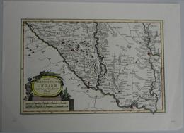 """Landkarten Und Stiche: 1791 (ca.). """"Des Koenigreichs Ungarn Westsuedlicher Theil. From Schauplatz De - Geographie"""