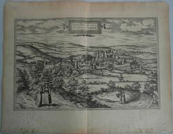 Landkarten Und Stiche: 1575 (ca.): Blanmont. - Braun And Hogenberg, From Their Magnum Opus, Civitate - Geographie