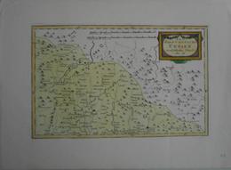 """Landkarten Und Stiche: 1791 (ca). """"Des Koenigreichs Ungarn Nordoestlicher Theil. From Schauplatz Der - Geographie"""