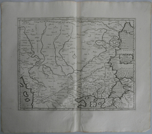 "Landkarten Und Stiche: 1695 (ca): ""Tab. IX Europae, Continens Daciam, Misiam, Thraciam, Ac Macedonia - Geographie"