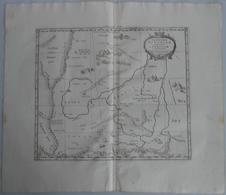 Landkarten Und Stiche: 1695 (ca.): Map Of Scytha (mostly Modern-day Ukraine And Russia) From India N - Geographie