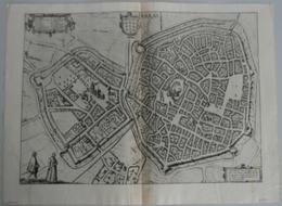 Landkarten Und Stiche: 1588 (ca.): Arras... - Braun And Hogenberg, From Their Magnum Opus, Civitates - Geographie