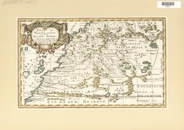 Landkarten Und Stiche: 1734. Royaume De Maroc... By A.d Winter, Reworked Map Of Nicolas Sanson Sr, C - Geographie