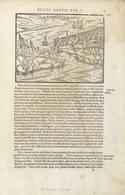 Landkarten Und Stiche: 1581. Town View Of Antioch (Turkey), Important New Testament City. Attractive - Geographie