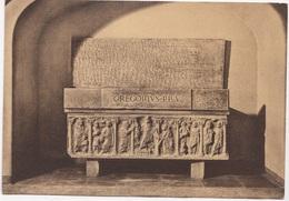 SACRE GROTTE VATICANE, Sarcofago Di Gregorio V., Unused Postcard [23254] - Vatican