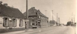 Affligem 180 N9 - 1954  - Photo C.6cm Collée Sur Carton - Bière Belgor - Lugares