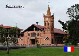 French Guiana Sinnamary Church Guyane New Postcard - Guyane