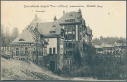 Ansichtskarten: Nordrhein-Westfalen: AACHEN, ALSDORF, HERZOGENRATH, GEILENKIRCHEN, ERKELENZ, DÜREN, - Duitsland