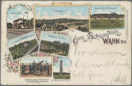 Ansichtskarten: Nordrhein-Westfalen: KÖLN (alte PLZ 5000), Schachtel Mit über 120 Historischen Ansic - Duitsland