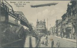 Ansichtskarten: Nordrhein-Westfalen: WUPPERTAL, VELBERT, REMSCHEID Und SOLINGEN Jeweils Mit Umgebung - Duitsland