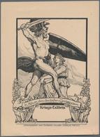 Varia (im Ansichtskartenkatalog): EX-LIBRIS, Schachtel Mit Gut 150 Bücherzeichen, Fast Ohne Dublette - Andere Sammlungen