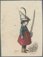 Varia (im Ansichtskartenkatalog): FLEISSBILDCHEN, Kleine Zusammenstellung über 140 Meist Unterschied - Andere Sammlungen