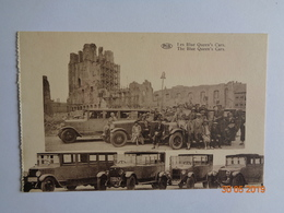Knocke Zoute - Blue Queen's Cars - Taxi - Old Timer - Knokke