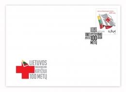 Lithuania. 2019  To Red Cross Of Lithuania - 100. FDC - Lituanie