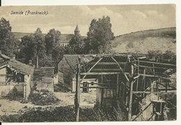 08 - SEMIDE / CARTE POSTALE ALLEMANDE - Francia
