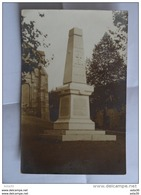 Saint Igny De Roche  : Carte Photo : Monument 14-18 …..FW-1454 - Ohne Zuordnung