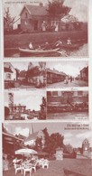 HEIST-OP-DEN-BERG-NOORDZEE AAN DE VOET VAN DE BERG-LOTJE-3 KAARTEN-VERKIEZINGEN-2000-LEO CANNAERTS-ZIE 2 SCANS-KOOPJE! - Heist-op-den-Berg