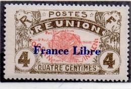 REUNION N°187 - Neuf * * Luxe - Réunion (1852-1975)