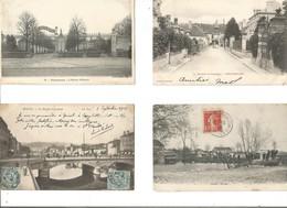 St22/    Lot De 8 Cpa  France - 5 - 99 Postcards