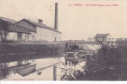(55) - Stenay Les Vieilles Forges  Carte Allemande 1° Guerre - Stenay