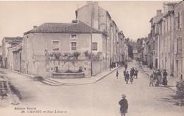 CPA - 38. CAHORS (Lot) - RUE Labarre - Cahors