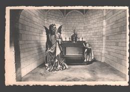 Herentals - Sint-Antonius' Heiligdom - Sint-Antonius Als Kind Verdrijft De Duivel - 1949 - Herentals