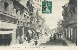 Le Touquet - Paris Plage - Rue De Paris, Côté Ouest - Le Touquet