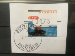 DANIMARCA DANMARK AUTOMATICI AUTOMATIQUE VIGNETTE DISTRIBUTORI DISTRIBUTEURS LETTRE ATM AFFRANCATURE MECCANICHE - Vignette Di Affrancatura (ATM/Frama)
