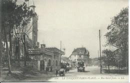 Le Touquet - Paris Plage - Rue Saint Jean - Le Touquet