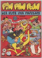Pim Pam Poum Les Rois Des Farceurs Mensuel N°28 1959 - Pim Pam Poum