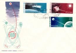 Raumfahrt, Polen - Europa