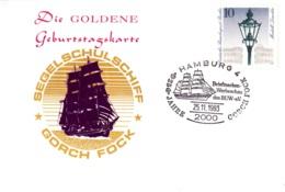1983- 25 Jahre Gorch Fock - Schiffe